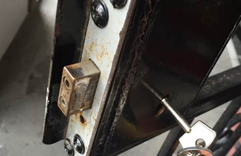 Store Gate Lock Services